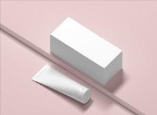 护肤品包装盒化妆品样机